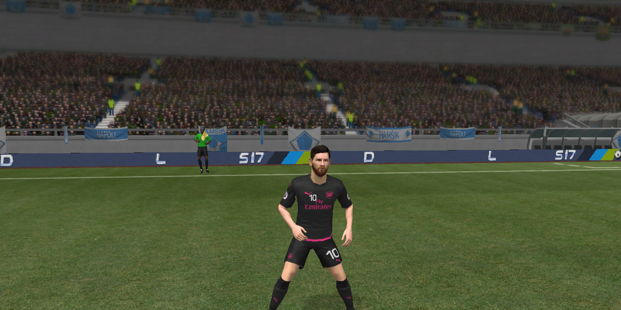 Arsenal Dls 17 Kit Screenshot