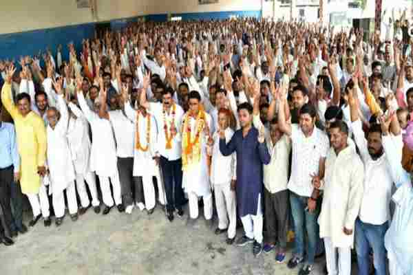 lalit-nagar-congress-vs-rajesh-nagar-bjp-in-tigaon