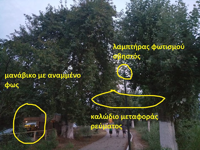 Παράνομη ρευματοκλοπή στον ποδηλατόδρομο Ηγουμενίτσας - Τι έχει κάνει η δημοτική αρχή (+ΦΩΤΟ)