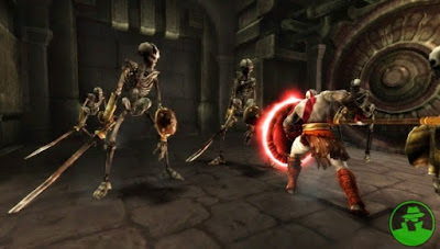 Download God of War : Ghost Of Sparta Apk