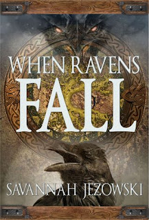 When Ravens Fall by Savannah Jezowksi, cover image
