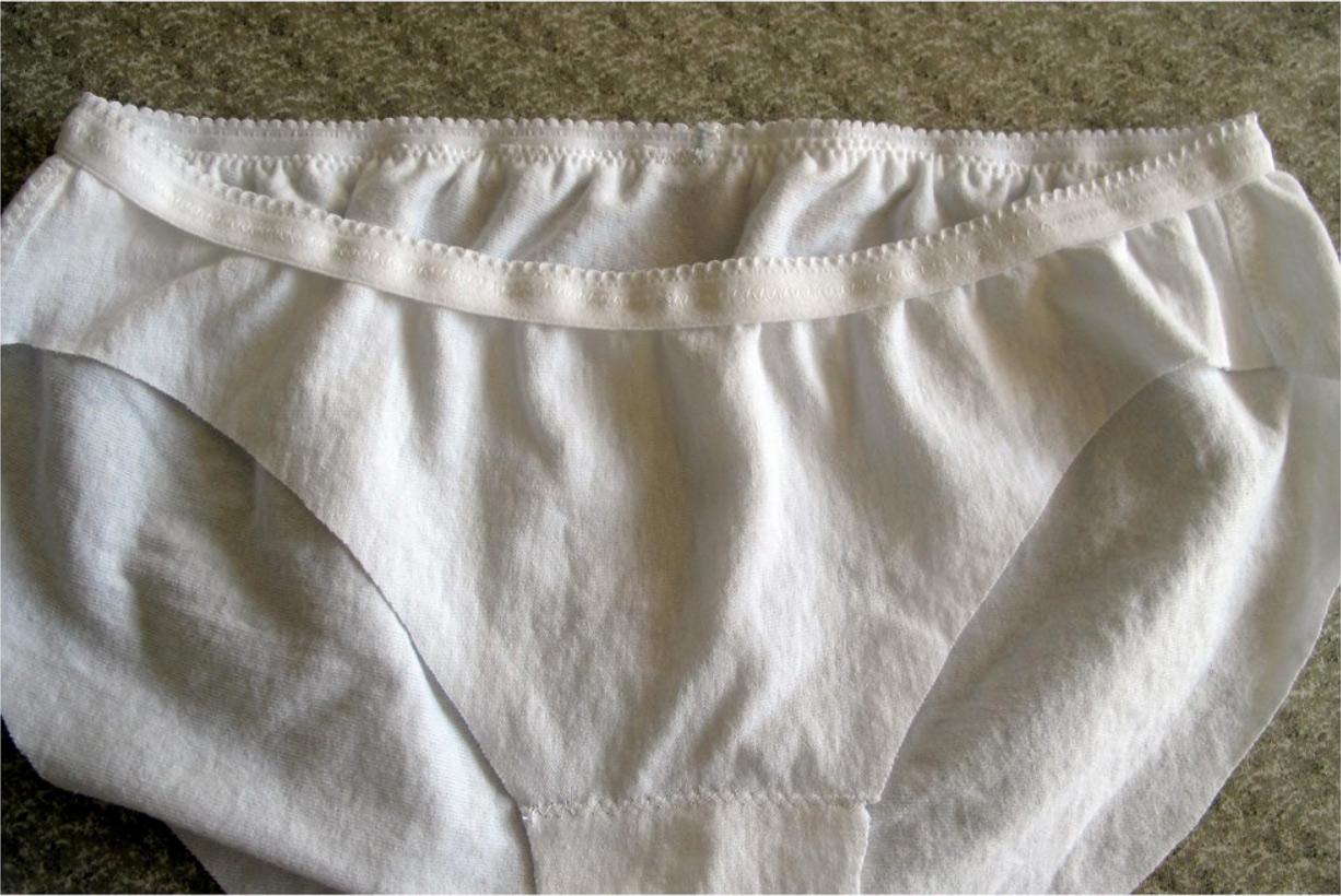 DIY Panties Tutorial