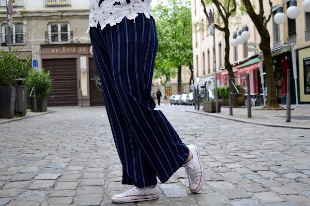 photo pantalon profil