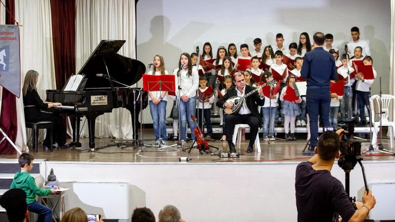Με επιτυχία το 4ο Εαρινό Χορωδιακό Φεστιβάλ Νέων στην Ορεστιάδα