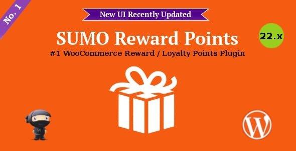 SUMO Reward Points v26.2 - WooCommerce Reward System