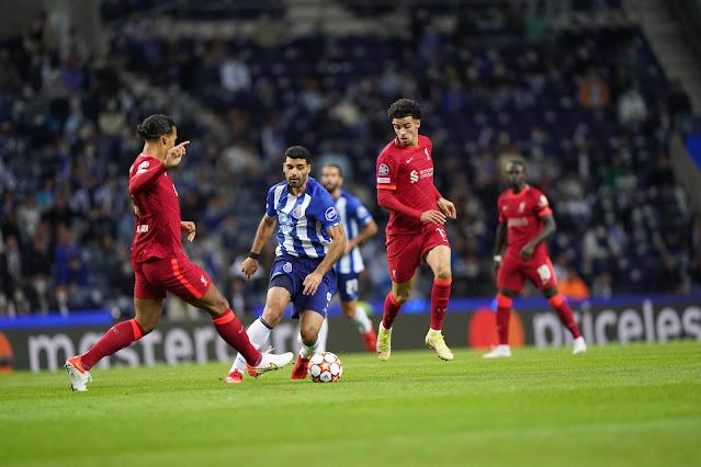 ملخص واهداف مباراة ليفربول وبورتو (5-1) دوري ابطال اوروبا