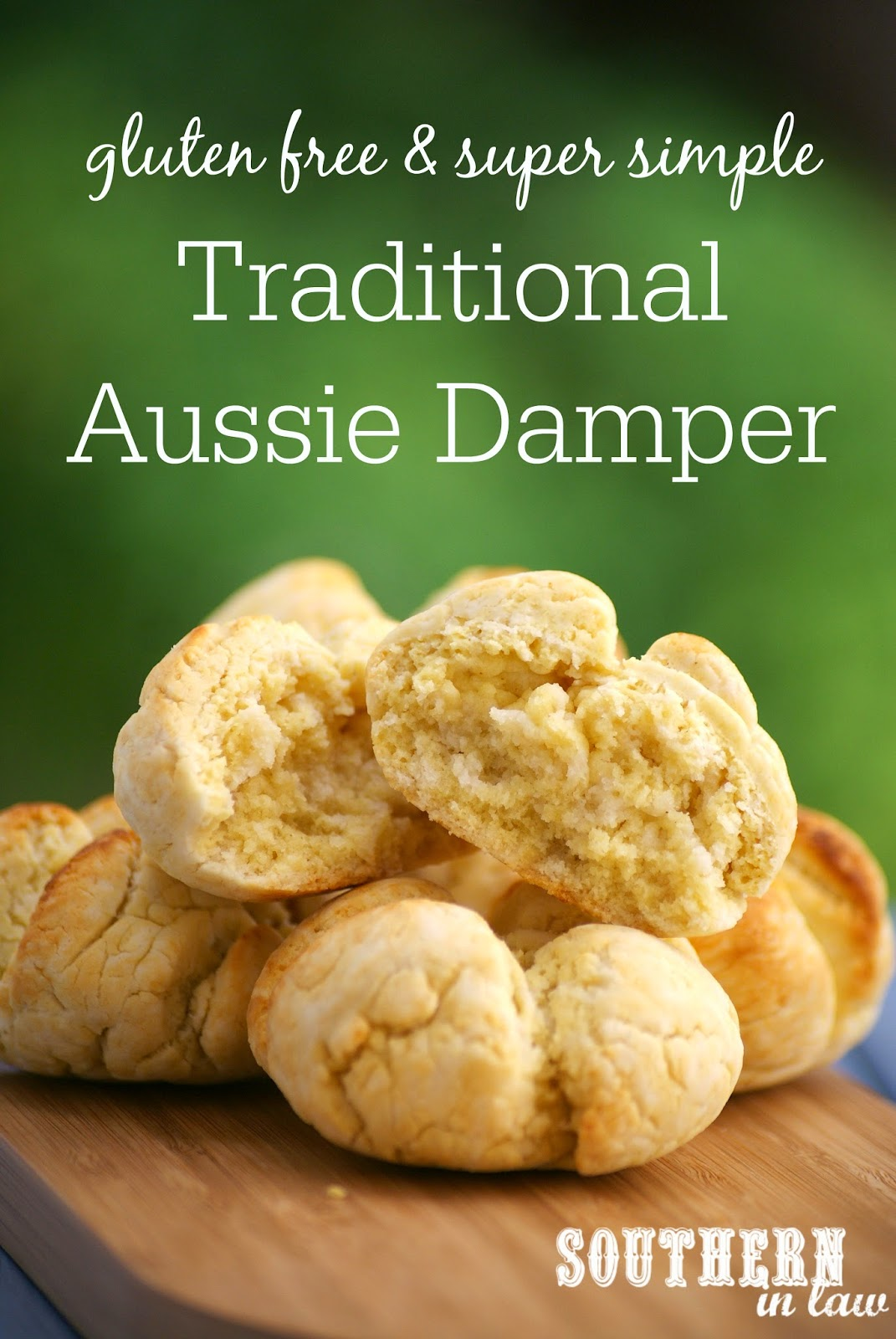 Southern In Law Recipe Traditional Aussie Damper Gluten