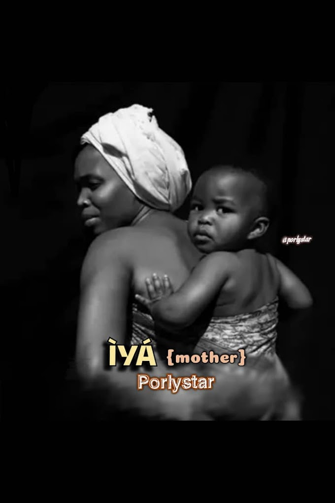 Porlystar _ ÌYÁ {mother}