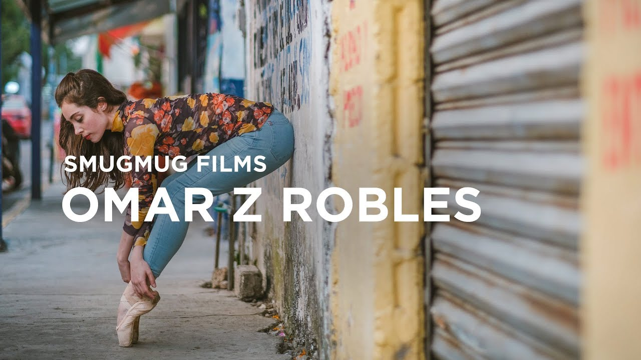 Omar Z Robles: Pointe of Focus - SmugMug Films