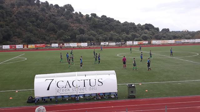 Παλικαρίσια νίκη με 0-1 του Παναργειακού στο Γύθειο
