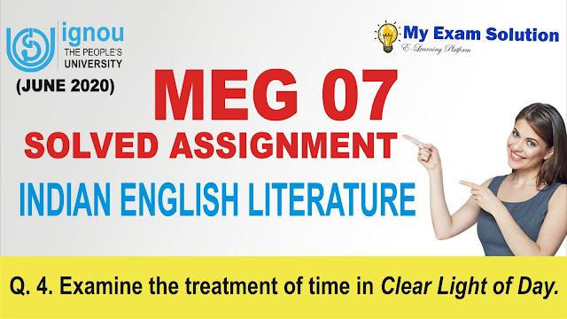 meg 07, indian english literature, meg 07 indian english literature