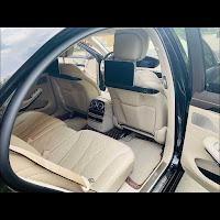 Mercedes S450 L Luxury 2018 đã qua sử dụng màu Đen