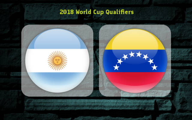 Argentina vs Venezuela Full Match & Highlights 06 September 2017