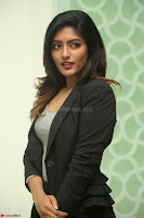 Actress Eesha Looks gorgeous in Blazer and T Shirt at Ami Tumi success meet ~  Exclusive 068.JPG