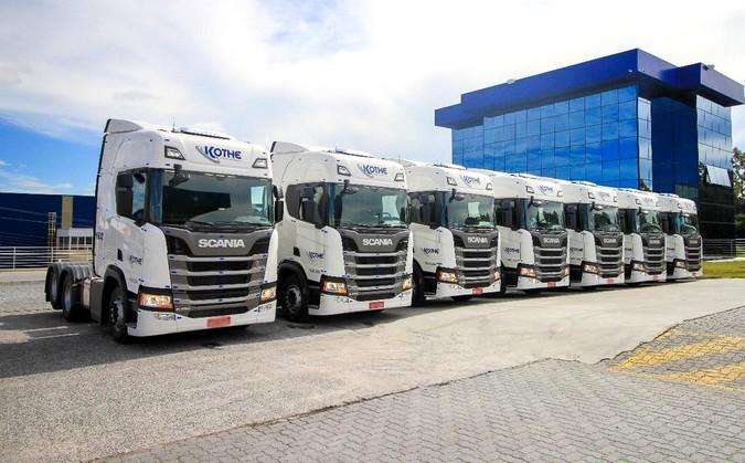 Kothe Transportes realiza seleção e contratação de motoristas em 2 cidades nesta semana