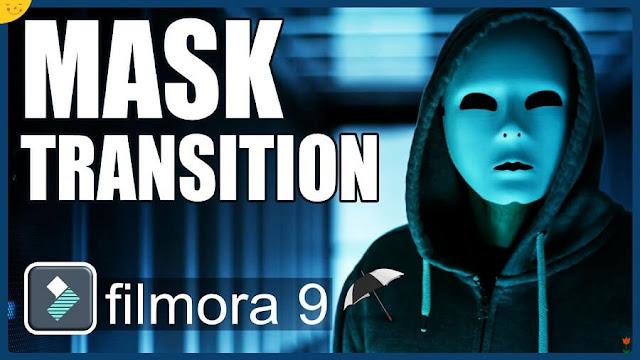 دورة تعلم وشرح Filmora 9 شرح تأثير القناع Mask Effect Filmora