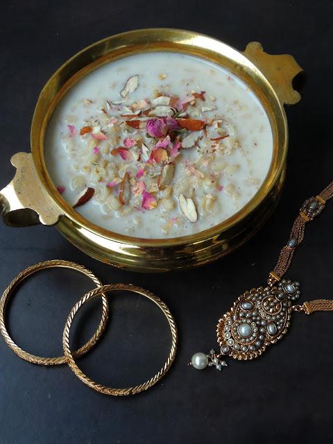 Godhumai Paal Payasam, Wheat Kheer