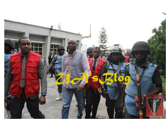 'Sick' Fayose re-arraigned, granted leave to travel abroad for treatment