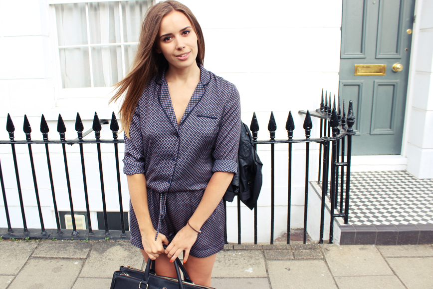 35405b5525 The Style Post  Pyjama Playsuit - Hello October