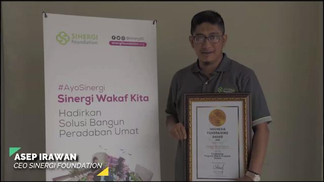 Kategori Fundraising Wakaf Produktif Terbaik: Sinergi Foundation