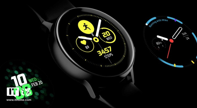 Galaxy Watch Active 2 will have 3 versions but no ECG function