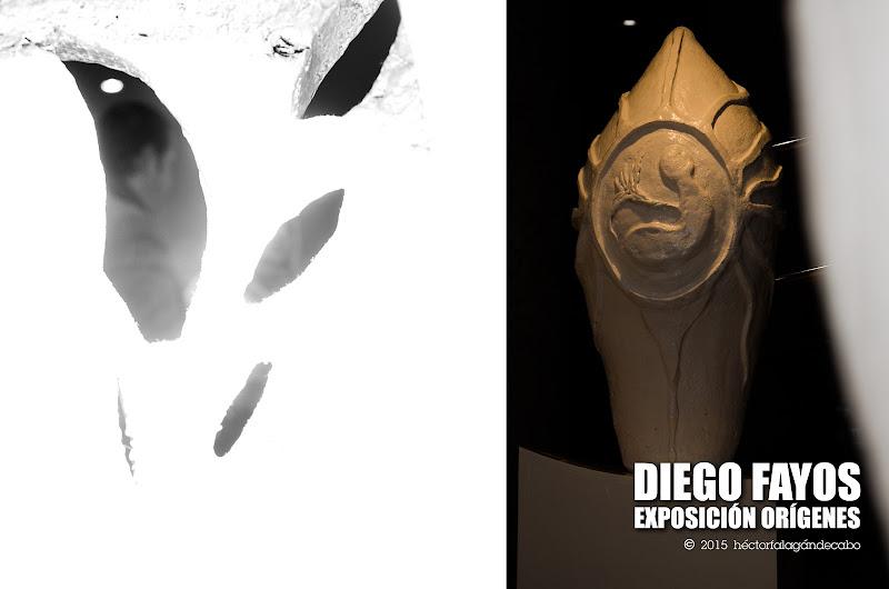 Diego Fayos - Exposición Orígenes. Fotografías y Video de la inauguración por Héctor Falagán De Cabo / hfilms & photography.