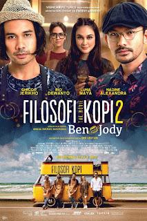 Download Film Filosofi Kopi 2: Ben dan Jody (2017)