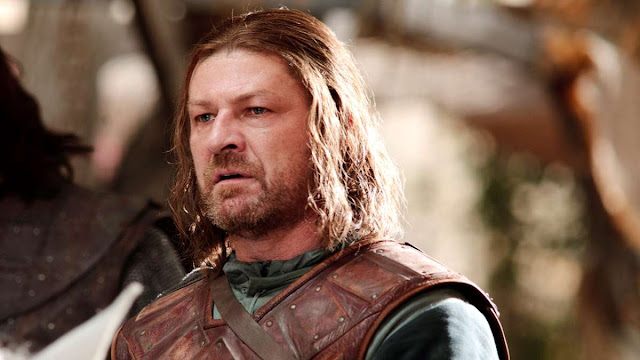 "Game Of Thrones Character Eddard ""Ned"" Stark"