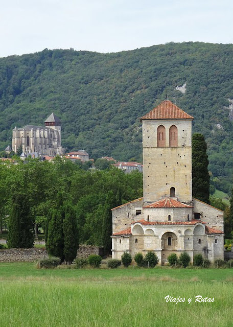 Basílica de Saint Just de Valcabrère