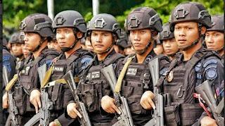 14 Ribu Personil TNI/Polri Diturunkan Untuk Amankan Pilkada Serentak 2020