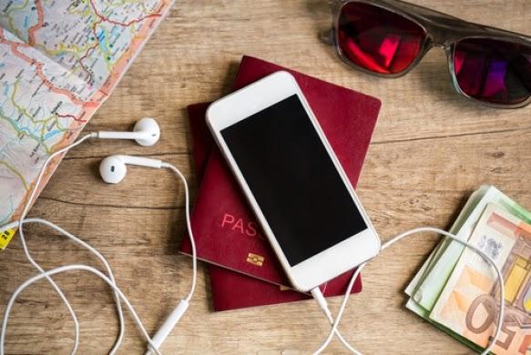 Panduan Memanfaatkan Ponsel Dalam Perjalanan