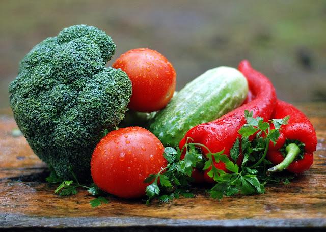 Green vegetables - rictasblog