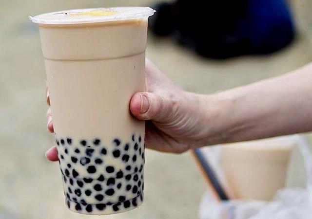 Boba @ Pearl Milk Tea Yang Viral Itu, Rupanya Senang Sangat Membuatnya.....
