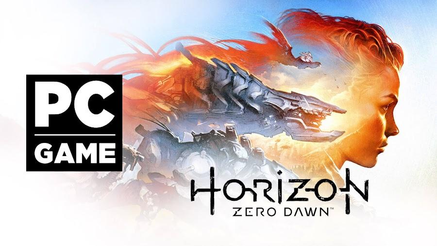 horizon zero dawn pc release february 2020 guerrilla games action rpg game ps4