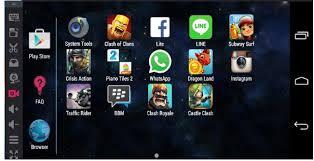 Trik Memainkan Game Android Di Komputer / Leptop