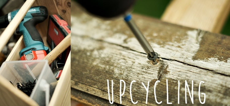 UpCycling-Collage { by it's me! }