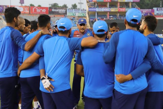 भारतीय क्रिकेट कंट्रोल बोर्ड (बीसीसीआई) ने इसकी जानकारी दी है। जिम्बाब्वे को इंटरनेशनल क्रिकेट काउंसिल (आईसीसी) ने प्रतिबंध कर दिया है