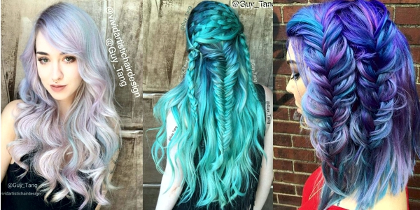 beautiful hair color suggestions