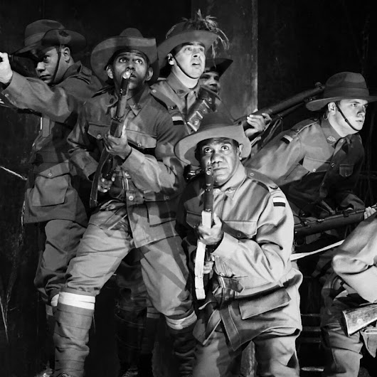 Canberra Theatre Centre - Black Diggers