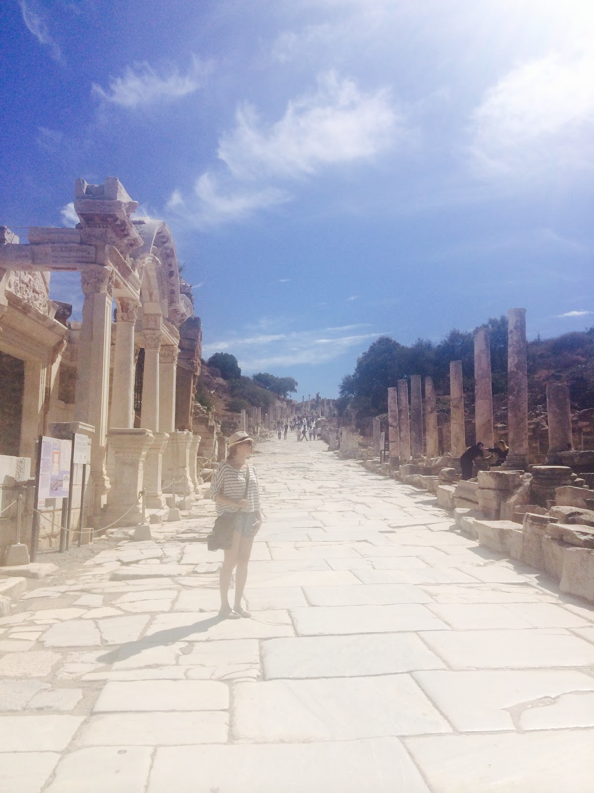 Me, Ephesus