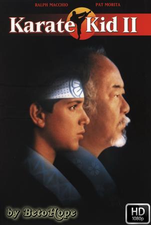 Karate Kid 2: La Historia Continua [1986] [Latino-Ingles] HD 1080P [Google Drive] GloboTV