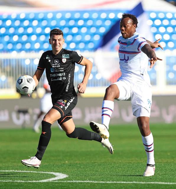 نتائج مباريات اليوم من الجولة 16 من الدوري السعودي للمحترفين 2021