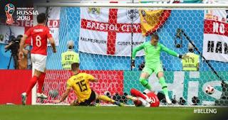 Kalahkan Inggris 2-0, Belgia Juara Ketiga Piala Dunia 2018