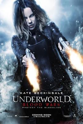 Underworld: Blood Wars 2016 DVDCustom TS NTSC Latino