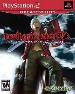 CAPA DMC3 D.A. (Special Edition) NTSC USA SLUS Greatest Hits