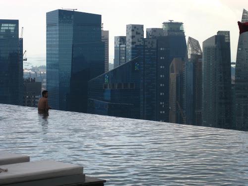 piscina mais alta do mundo
