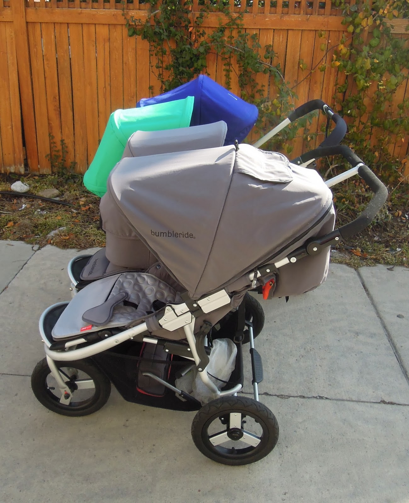 Stroller Crazy Bumbleride Indie Twin Vs Bugaboo Donkey Duo