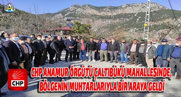 SİYASET,CHP ANAMUR,Durmuş Deniz,Anamur Haber,Anamur Son Dakika,