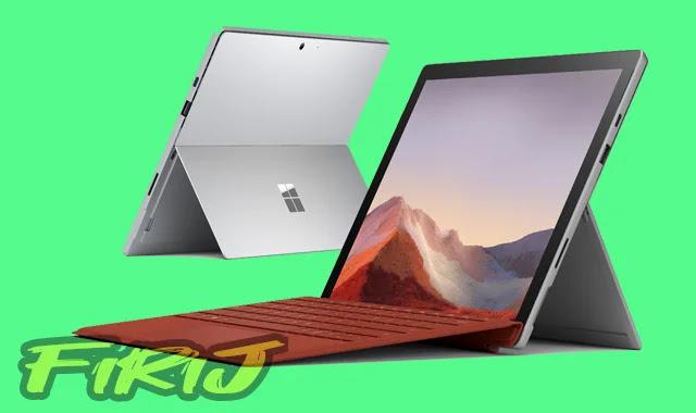 Test du Microsoft Surface Pro 7+