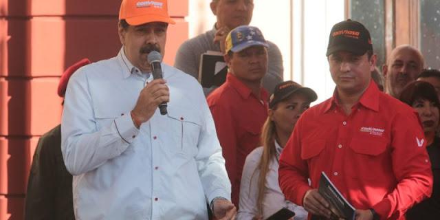 Maduro dice que demandará internacionalmente al Gobierno de Trump por las sanciones